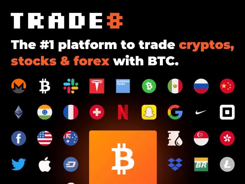 The #1 Platform To Trade Stocks With Btc